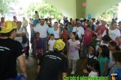 Caravana de Paz Santa Cruz 2011