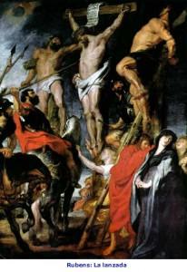 Cristo crucificado Radio Pampa