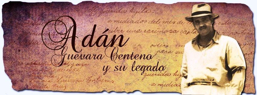 Adán Guevarra Centeno FB