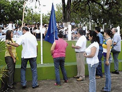 Primera vez, hace cuatro años que se obtuvo bandera azul ecológica en el cantón de Hojancha.