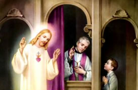 Jesus confiesa