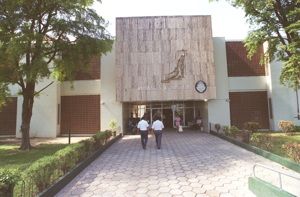 Tribunales de Justicia de Liberia