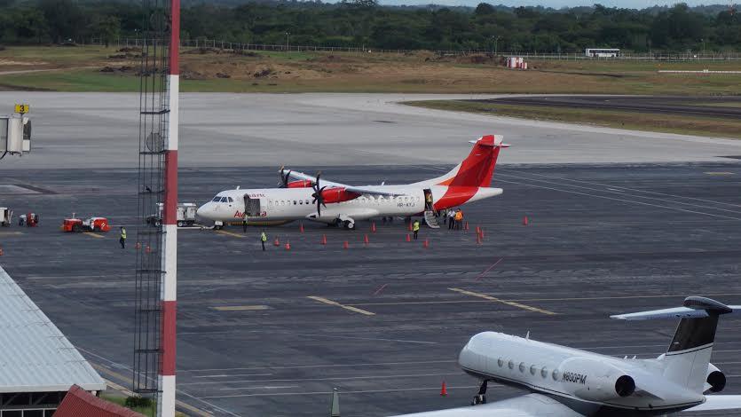 Avianca renueva su flotilla para viajes a Costa Rica.