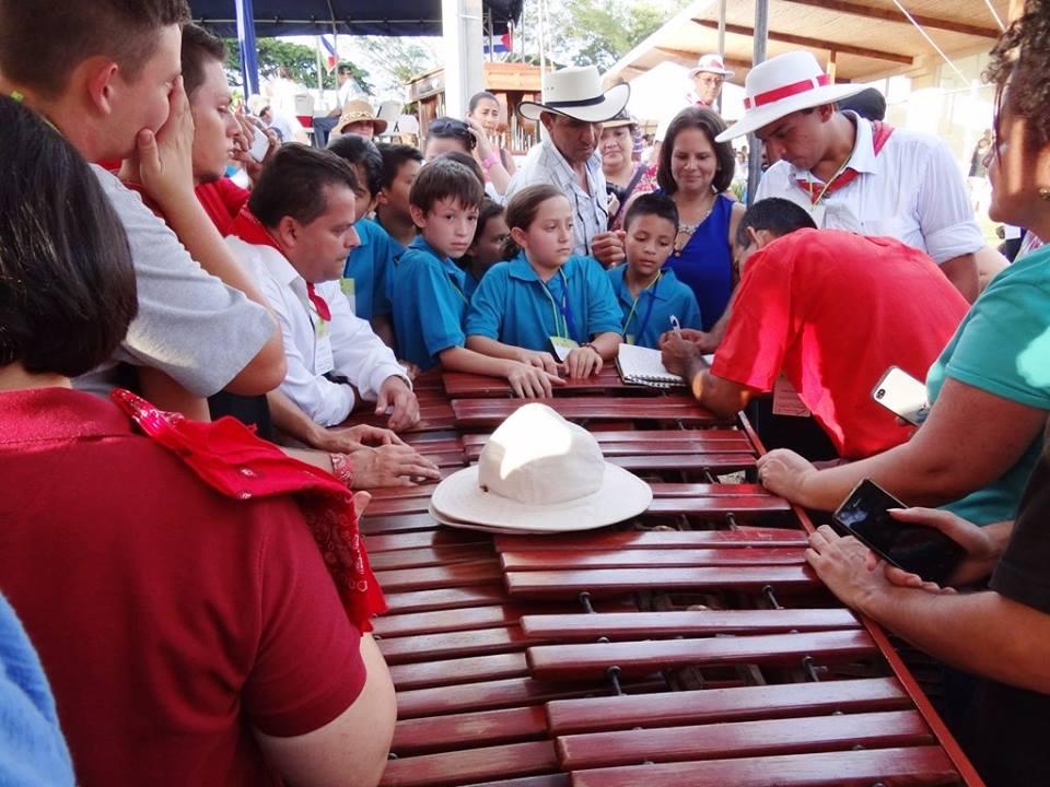 Festival Marimba 2015