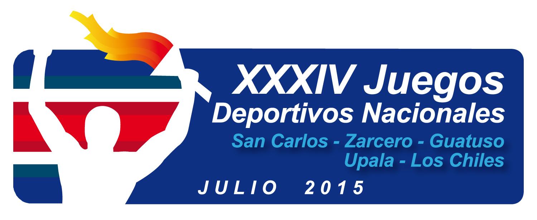 LOGO JUEGOS NACIONALES ZONA NORTE 2015