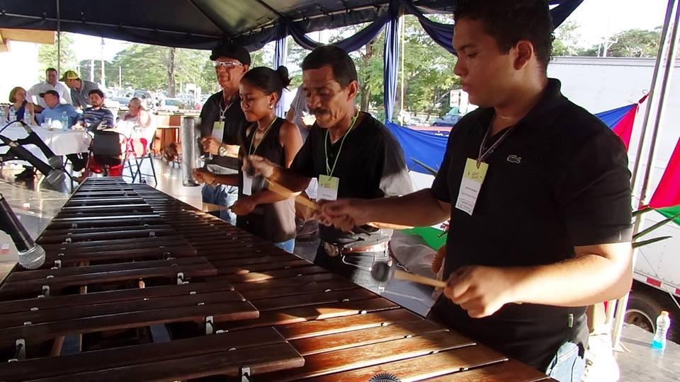 Festival de la Marimba 2015, Limonal de Abangares.
