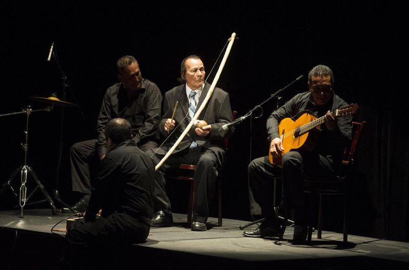 Isidoro Guadamuz de la O Premio Nacional de Cultura Popular Tradicional ( Foto: Nación )
