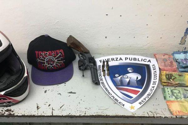 Aprehendido Liberia