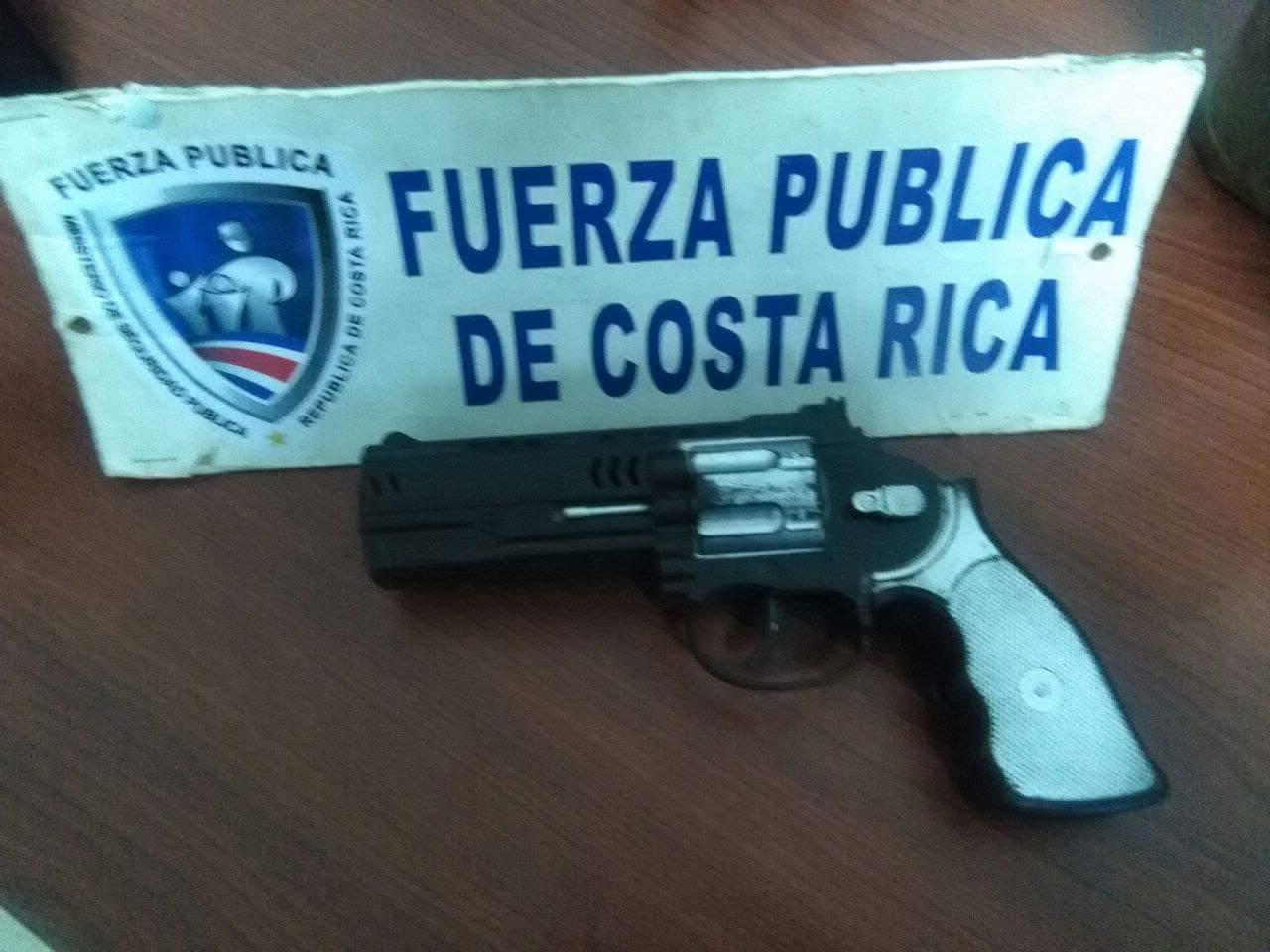 Fotografía: Fuerza Publica