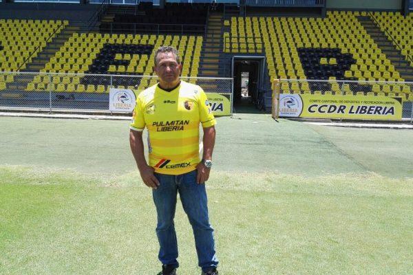 Marvin Solano quedó fascinado con el estadio Edgardo Baltodano