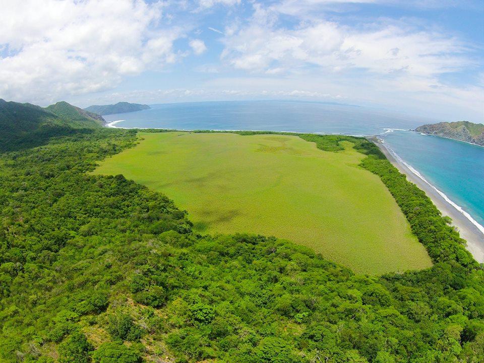 Laguna Respingue, Sitio Ramsar. Foto: Sergio Cascante, ACG.