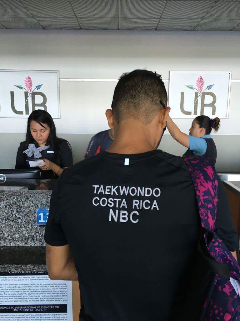 El pasado 31 de Agosto, Hernández viajó a Korea.