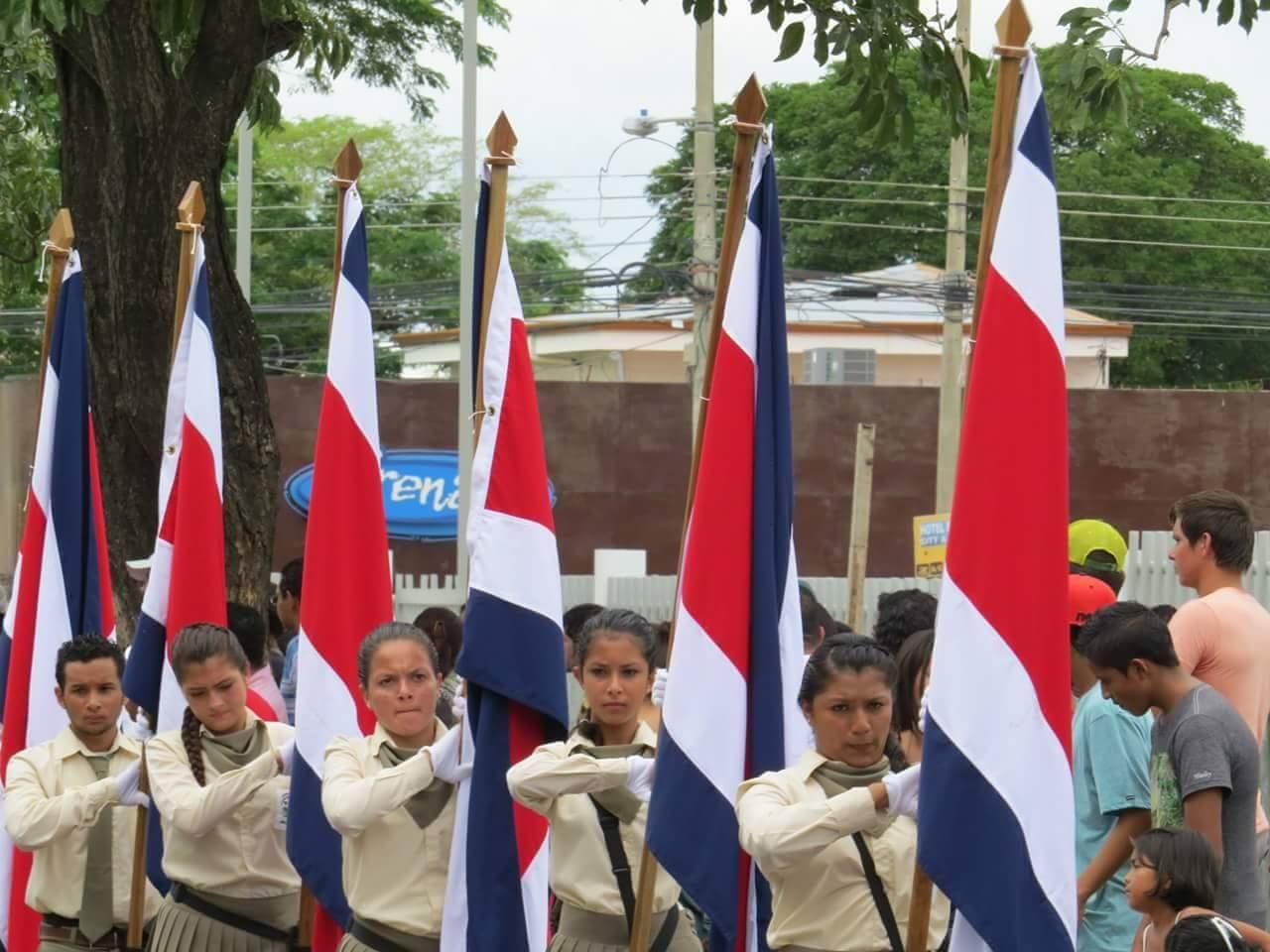 Gran cantidad de Bandas tomarán las calles de Liberia este Jueves