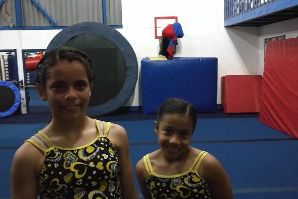Sofía Soto y Francinie Corea sueñan con ir a Juegos Olímpicos