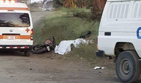 Fotografía: Accidentes Guanacaste